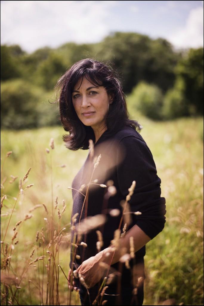 Copyright Sarah Lee - Novelist and lyricist Polly Samson. NO EMBARGO